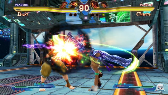 Screenshot - Street Fighter X Tekken (PS_Vita) 2376122
