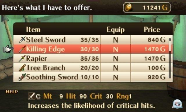 Screenshot - Fire Emblem: Awakening (3DS) 92457915