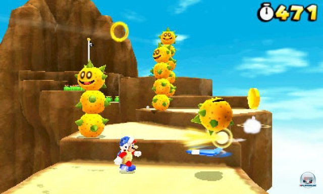 Screenshot - Super Mario 3D Land (3DS) 2280247