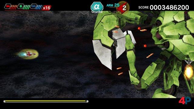 Screenshot - Dariusburst Chronicle Saviours (PS4) 92610418