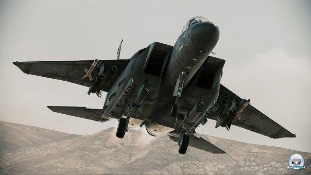 Screenshot - Ace Combat: Assault Horizon (360) 2272977
