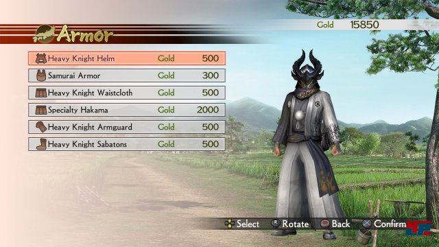 Screenshot - Samurai Warriors 4 (PlayStation4) 92492888