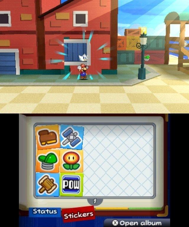Screenshot - Paper Mario: Sticker Star (3DS) 92419682