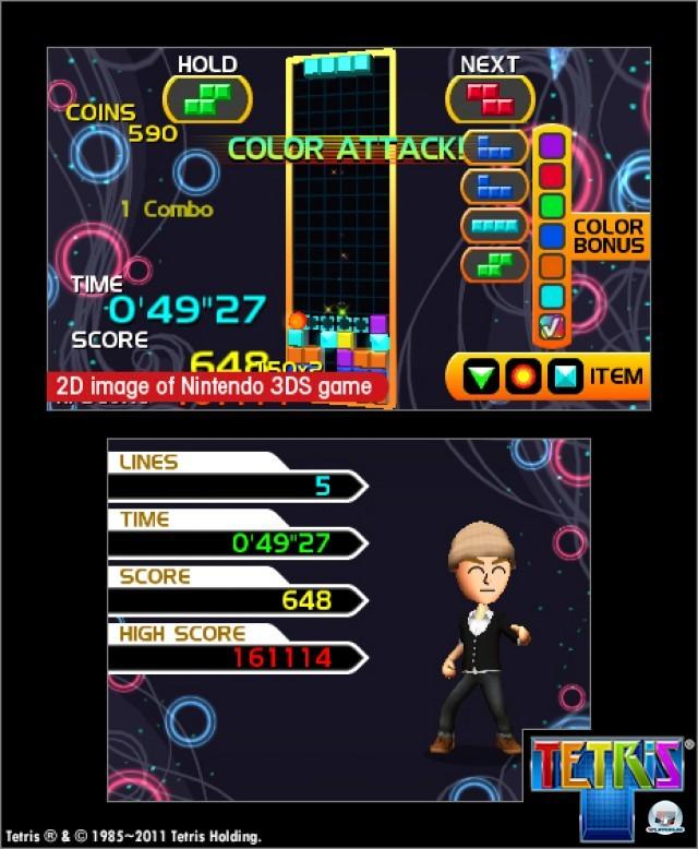 Screenshot - Tetris (3DS) 2231149