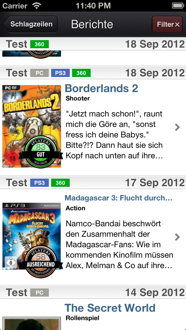 Screenshot - 4Players-App (iPhone) 92430092