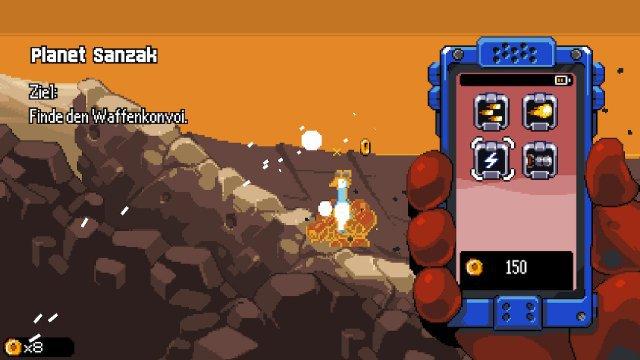 Screenshot - Mighty Goose (Switch)