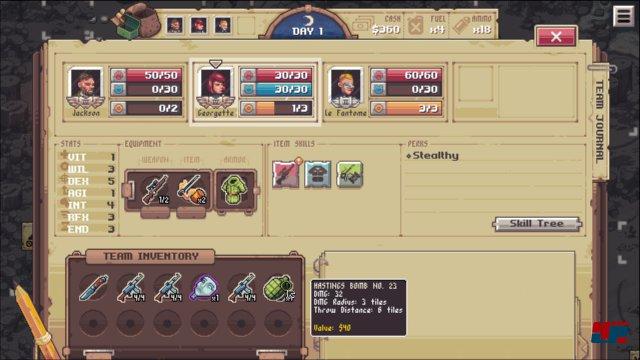 Screenshot - Pathway (PC)