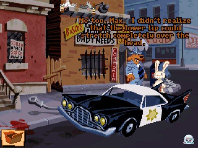 Screenshot - Sam & Max Hit the Road (PC) 92431592