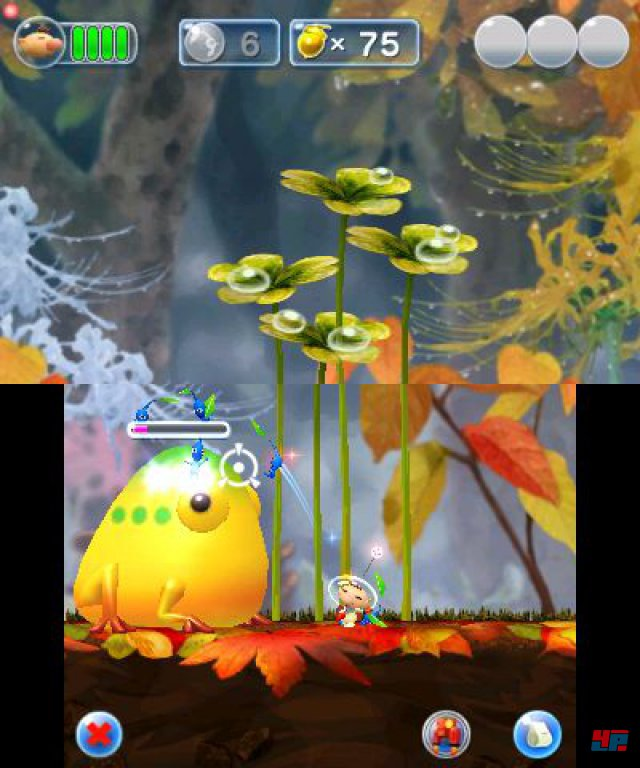 Screenshot - Hey! Pikmin (3DS) 92550134