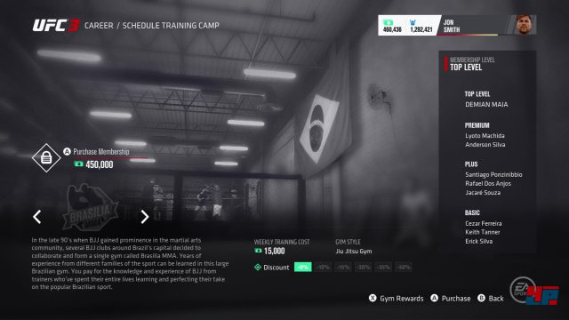 Screenshot - EA Sports UFC 3 (PS4) 92558988