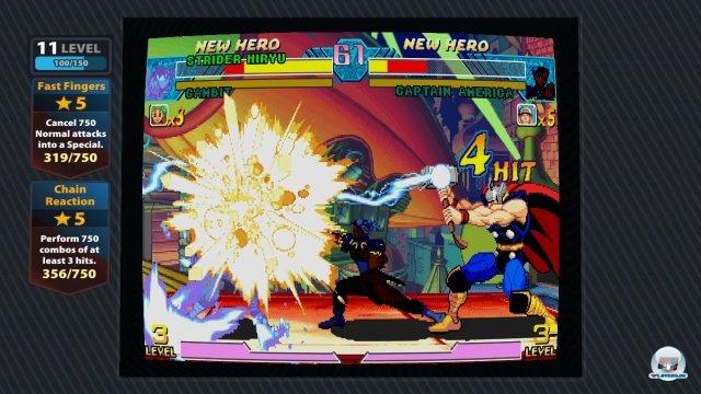Screenshot - Marvel vs. Capcom Origins (360) 2396667