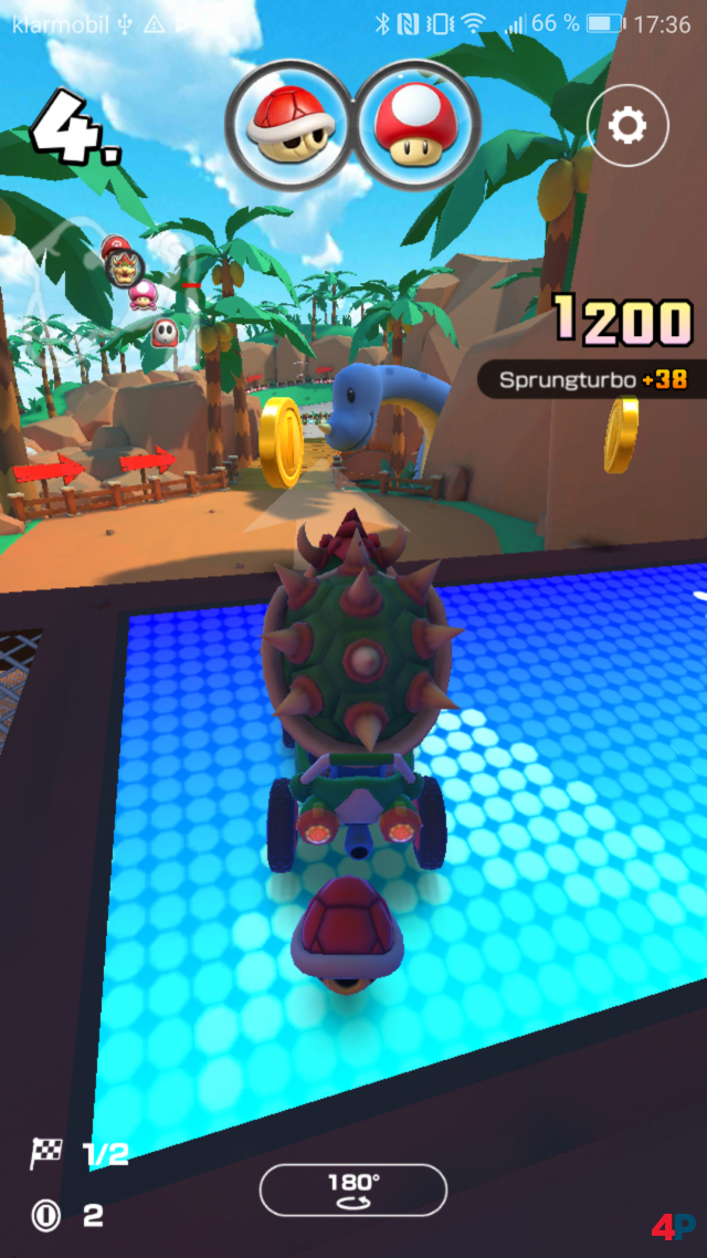 Screenshot - Mario Kart Tour (Android)