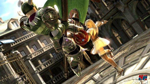 Screenshot - Soul Calibur: Lost Swords (PlayStation3) 92481701
