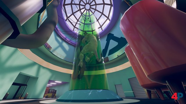 Screenshot - Vertigo Remastered (HTCVive, OculusRift, PC, ValveIndex, VirtualReality)