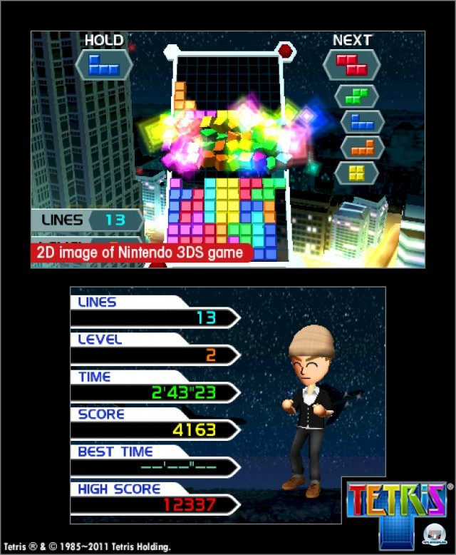 Screenshot - Tetris (3DS) 2231162