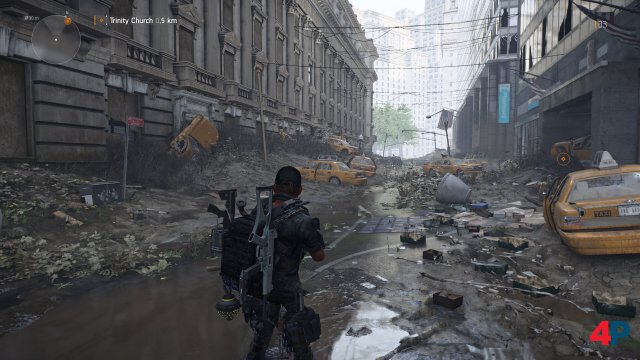 Screenshot - The Division 2 (Stadia)