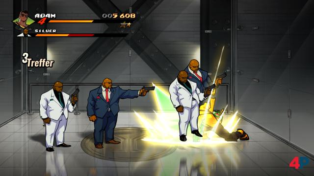 Screenshot - Streets of Rage 4 (PS4) 92612048