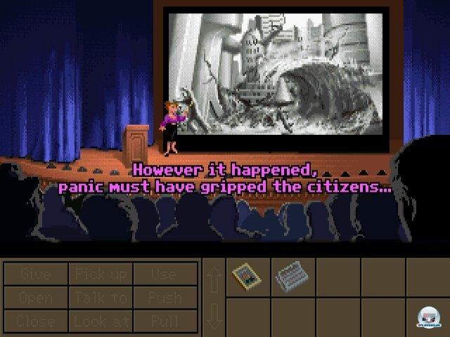 Screenshot - Indiana Jones and the Fate of Atlantis (PC) 2283497