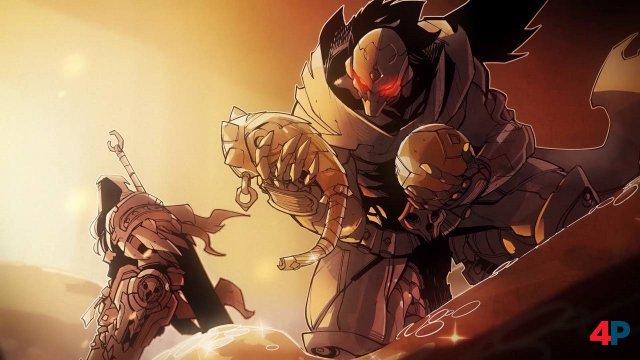 Zwischensequenzen werden in einem spärlich animierten Comic-Stil präsentiert.