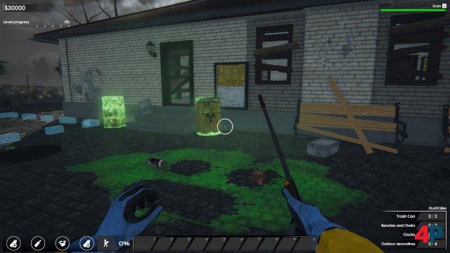 Screenshot - Train Station Renovation (PC)
