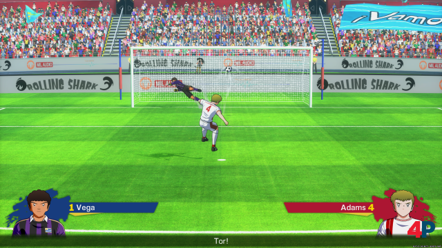 Screenshot - Captain Tsubasa: Rise of New Champions (PS4)