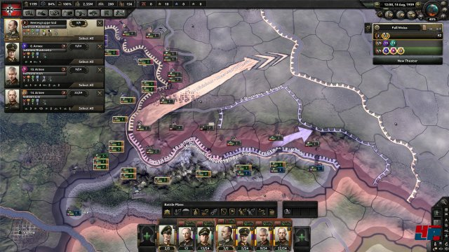 Screenshot - Hearts of Iron 4 (Linux) 92555690