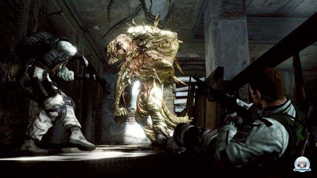 Screenshot - Resident Evil 6 (360) 92402057