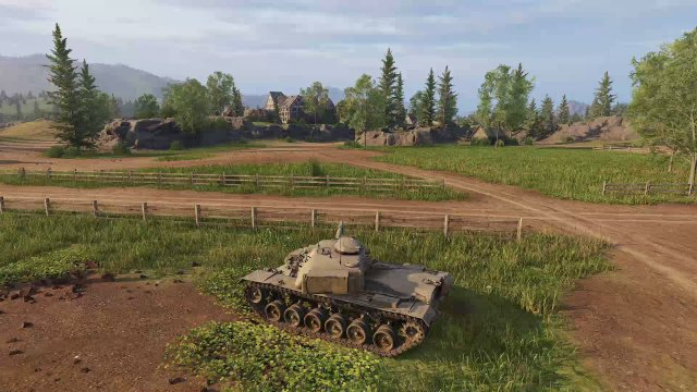 Screenshot - World of Tanks (PlayStation5, XboxSeriesX)