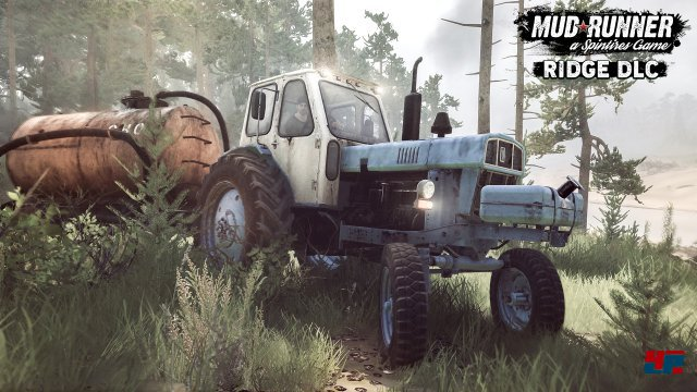 Screenshot - Spintires: MudRunner (PC)