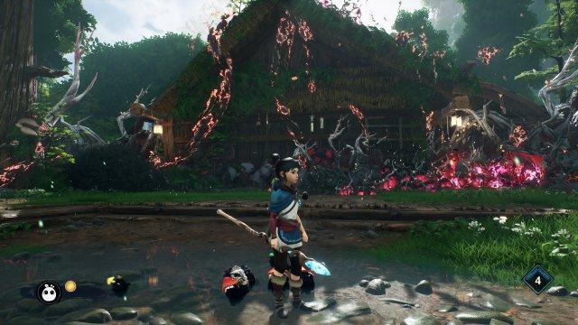Screenshot - Kena: Bridge of Spirits (PlayStation5) 92649919