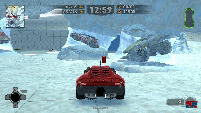 Screenshot - Carmageddon: Reincarnation (PC) 92480172