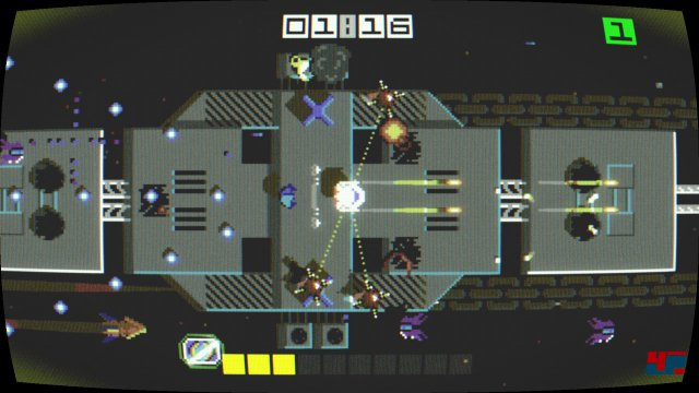 Screenshot - Hyper Sentinel (Switch)