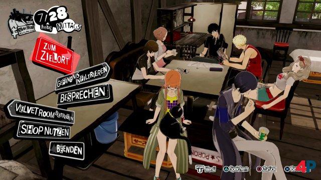Screenshot - Persona 5 Strikers (PS4) 92634838