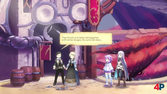 Screenshot - Super Neptunia RPG (PS4) 92591873
