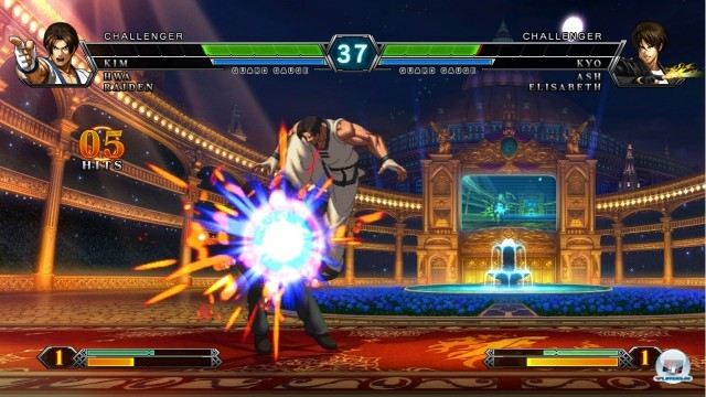 Screenshot - The King of Fighters XIII (360) 2231662