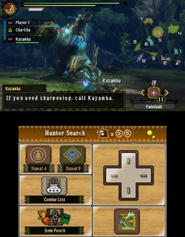 Screenshot - Monster Hunter 3 Ultimate (3DS) 92439812