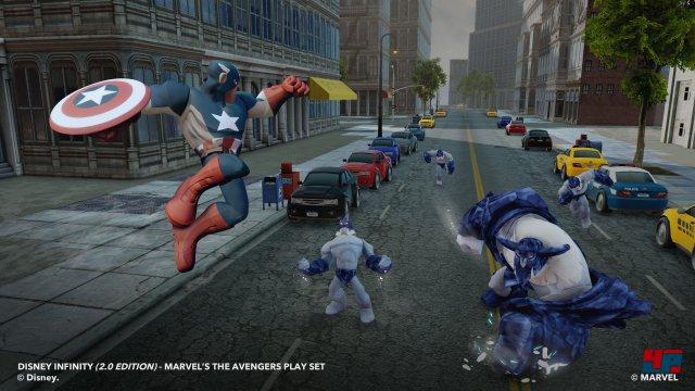 Screenshot - Disney Infinity 2.0: Marvel Super Heroes (PlayStation4) 92490766