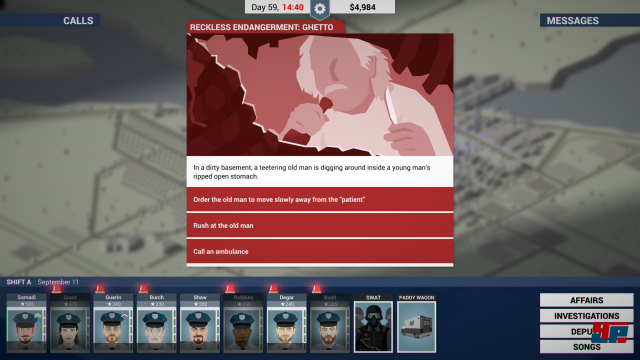 Screenshot - This Is the Police (PC) 92529251
