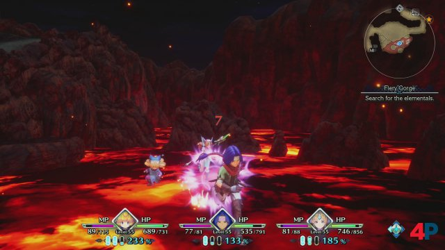 Screenshot - Trials of Mana (PC)