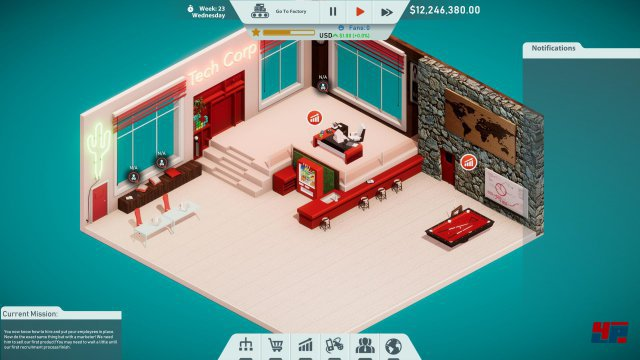 Screenshot - Tech Corp. (PC) 92587981