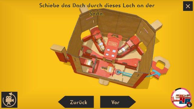 Screenshot - Nintendo Labo: Toy-Con 03: Fahrzeug-Set (Switch) 92573631