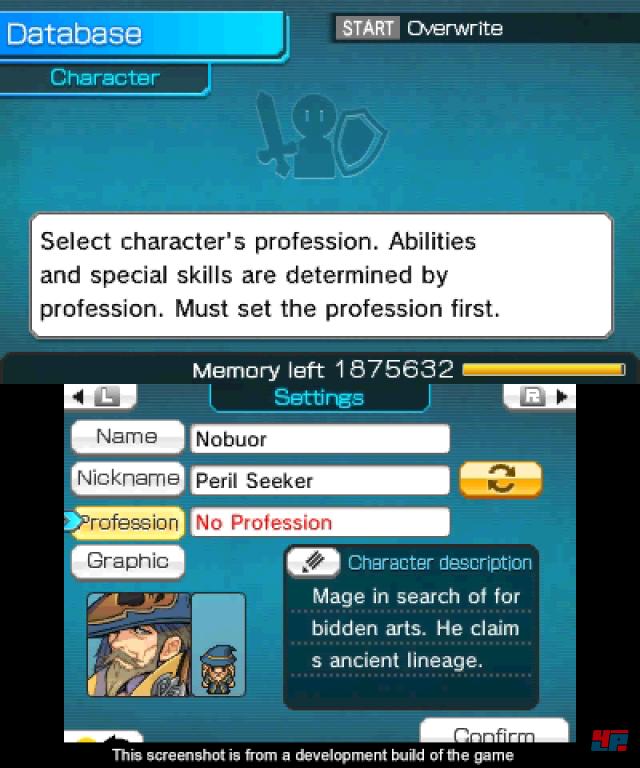 Screenshot - RPG Maker Fes (3DS) 92543976