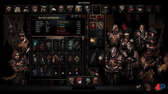 Screenshot - Darkest Dungeon (Linux) 92610007