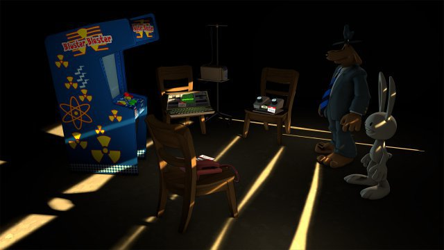 Screenshot - Sam & Max Save The World - Remastered (PC, Switch)