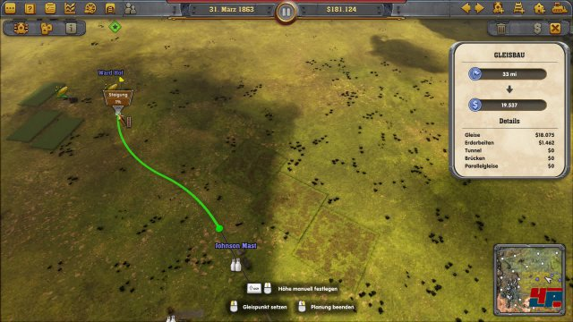 Screenshot - Railway Empire (PC) 92559355