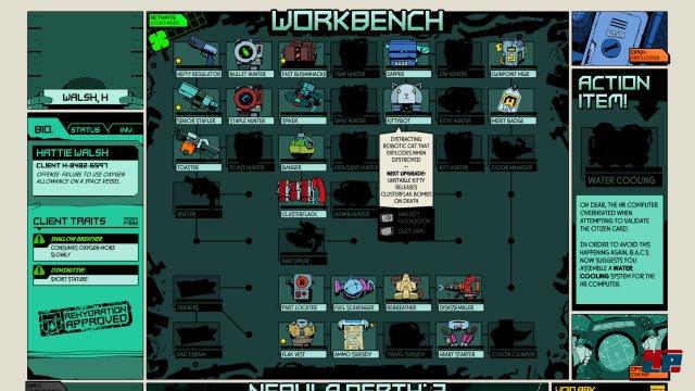 Screenshot - Void Bastards (PC)