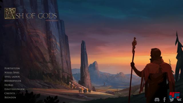 Screenshot - Ash of Gods: Redemption (PC) 92562261