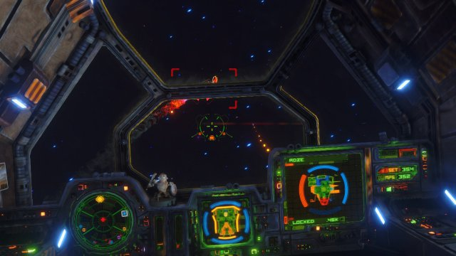 Screenshot - Rebel Galaxy Outlaw (Switch)