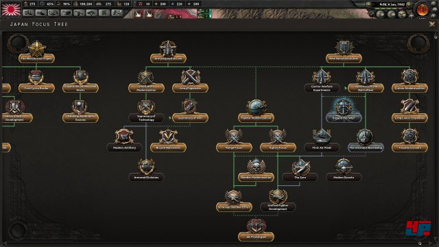 Screenshot - Hearts of Iron 4 (Linux) 92555693