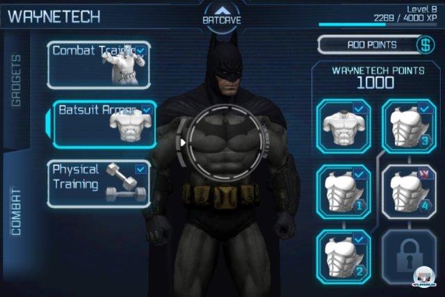Screenshot - Batman: Arkham City Lockdown (iPhone) 2298457